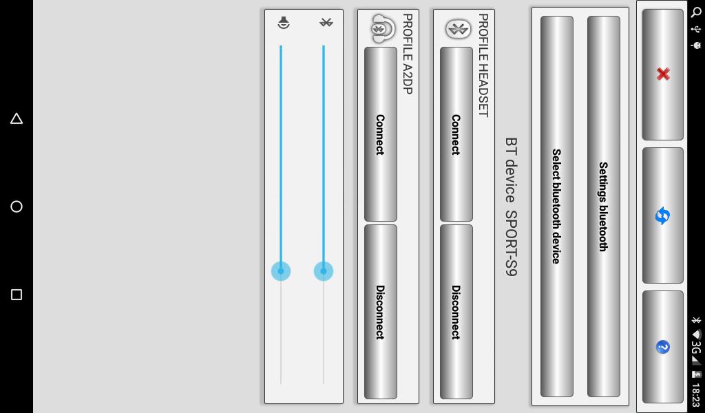 Bluetooth Audio Widget free Screenshot 2