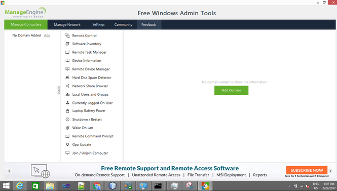 Free Windows Admin Tools Screenshot 5