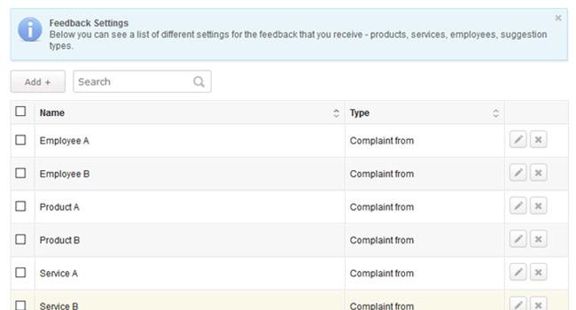 Feedback Form Script Screenshot 9