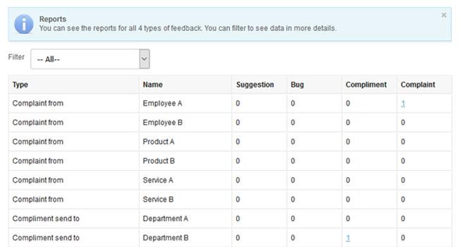 Feedback Form Script Screenshot 10