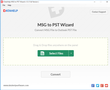 MSG to PST Converter 1