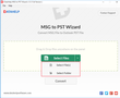 MSG to PST Converter 2