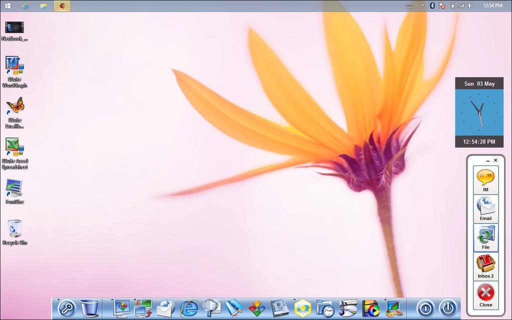 SSuite NetVine LAN Suite Screenshot 4