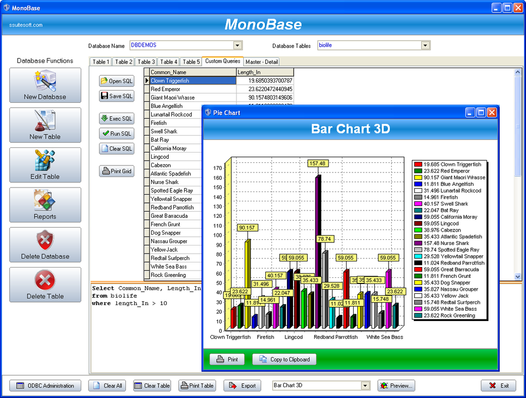SSuite Office MonoBase Screenshot 2