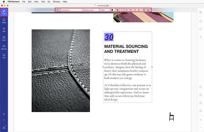 Wondershare PDFelement for Mac 2