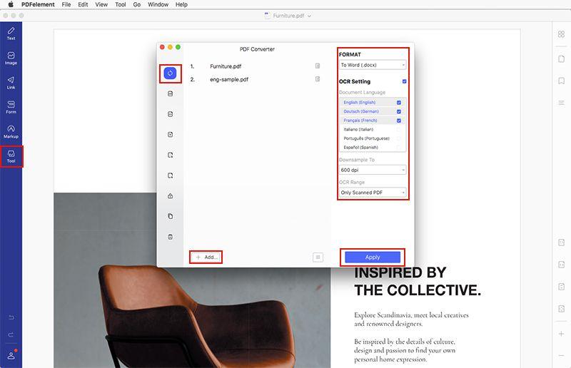 Wondershare PDFelement for Mac 3