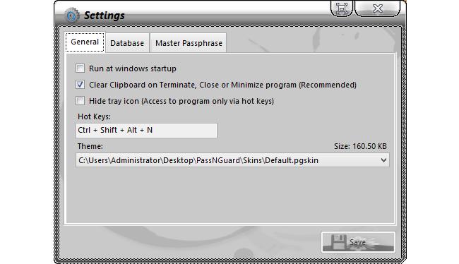 PassNGuard Screenshot 10