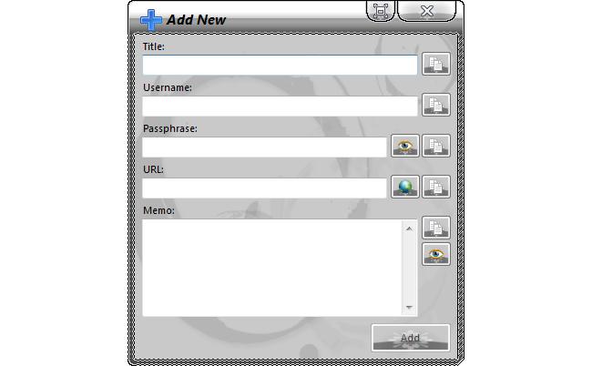 PassNGuard Screenshot 1
