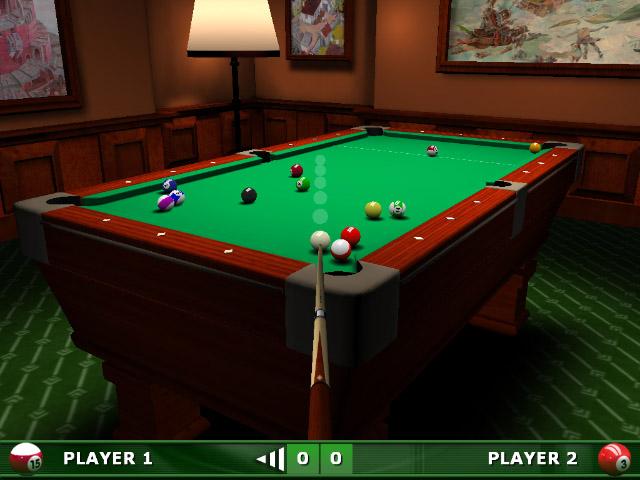 DDD Pool Screenshot 1