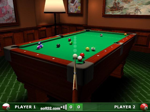 DDD Pool Screenshot 3