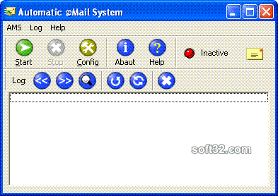 Auto@Mail Screenshot