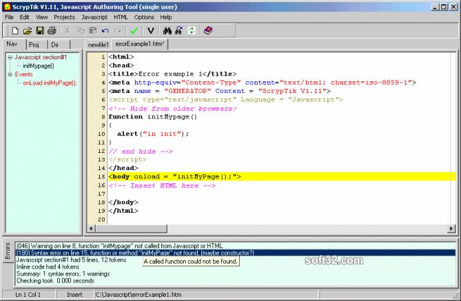 ScrypTik Screenshot 2