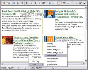 nBit WYSIWYG HTML Editor Component Screenshot 2
