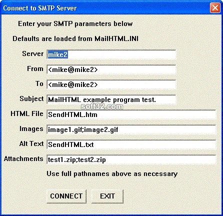 SMTP/POP3/IMAP Email Engine for Delphi Screenshot 3