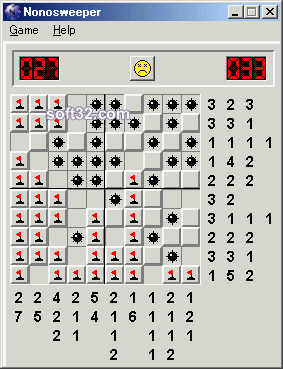 Nonosweeper Screenshot 2