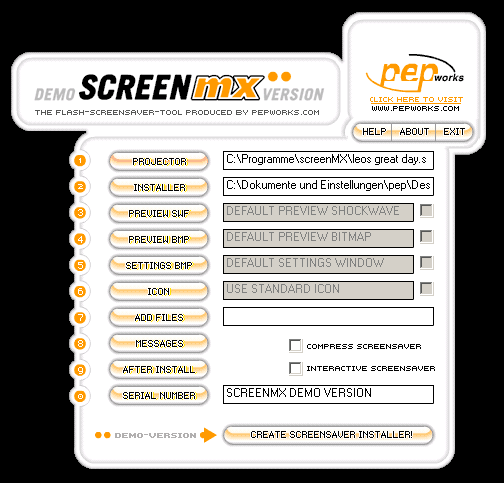 screenMX Screenshot