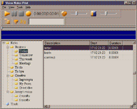 Voice E-Mail Pilot Screenshot