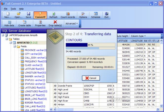 Full Convert Enterprise Screenshot 8