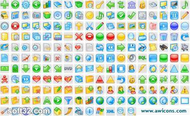 Artistic Icons Collection Screenshot 3