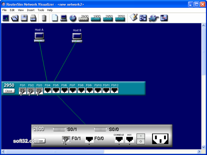 CCNA Network Visualizer Screenshot 4