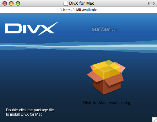 Free Divx Download Mac