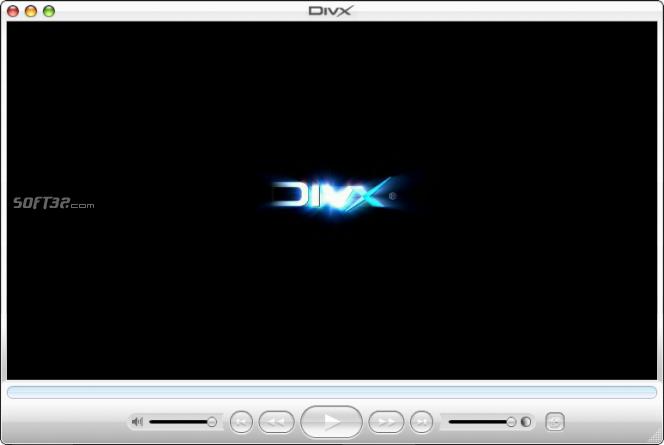 DivX Pro for Mac (incl DivX Player) Screenshot 5