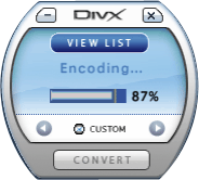 DivX Pro for Mac (incl DivX Player) Screenshot