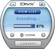 DivX Pro for Mac (incl DivX Player) Screenshot 1