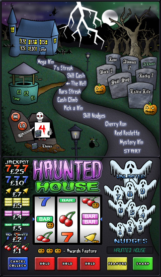 Pro Reels Haunted House Screenshot