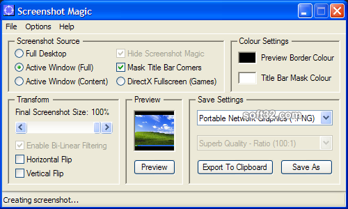 Screenshot Magic Screenshot 3