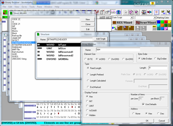 Binary Browser Screenshot 5