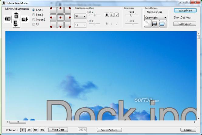 DropWaterMark Screenshot 4