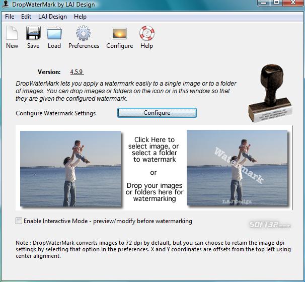 DropWaterMark Screenshot 2