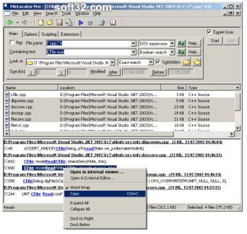 FileLocator Pro Screenshot 3