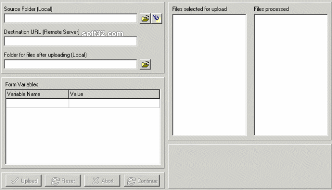 csXPostUpload Screenshot 2
