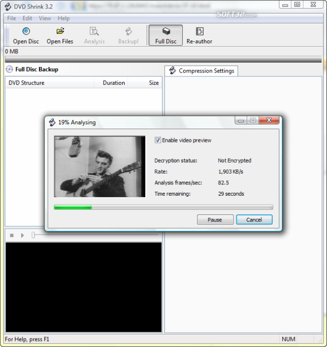 Dvd Shrink Screenshot 3