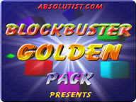 BlockBuster Golden Pack Screenshot
