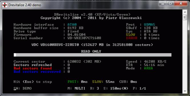 DRevitalize Screenshot 1