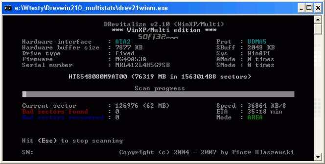 DRevitalize Screenshot 2