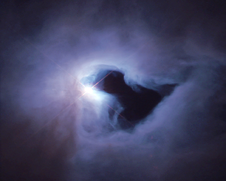 Through the Eyes of Hubble: Screensaver Screenshot 1