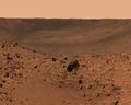 Walking on Mars Screensaver 1