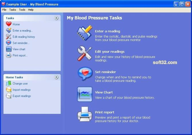 My Blood Pressure Screenshot 2
