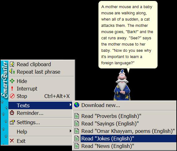 SmartButler Screenshot