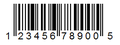 UPC/EAN Font 1