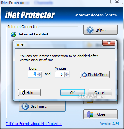 iNet Protector Screenshot 2