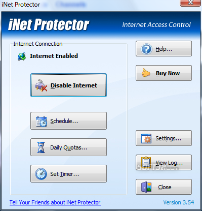 iNet Protector Screenshot 6