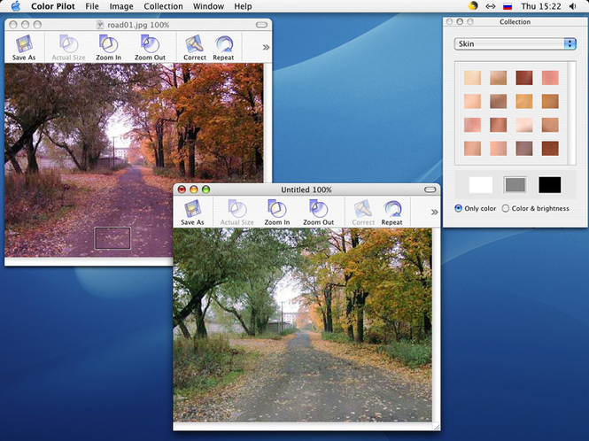 Color Pilot for Mac Screenshot
