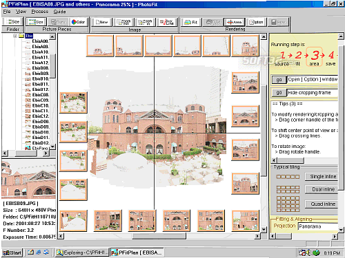PhotoFit Harmony Screenshot 3