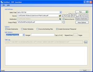 PDF Junction Screenshot 2