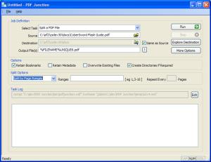 PDF Junction Screenshot 1